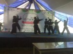 Olimpiade Humaniora Nusantara 2012 - Penampilan Tim Silat